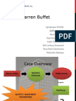 Warren E Buffet Case