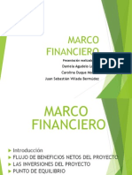Marco Financiero