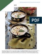 Lauraadamache.ro-supa Crema de Ciuperci