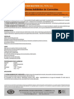 Chema Inhibidor de Corrosion