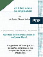 Software Libre Empresas
