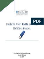 Manual Instalacion de Driver Avanzado Aladdin