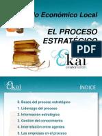 Desarrollo Económico Local. EL PROCESO ESTRATÉGICO (Es)
