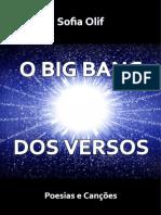 O Big Bang dos Versos