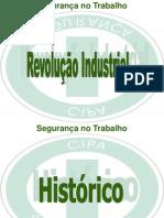 HISTÓRIA DA SEGURANÇA DO TRABALHO