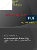 l23 Stainless Steel Lecture