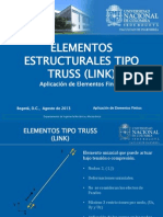 Elementos Estructurales (Truss)