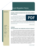 Greek Migration News 1