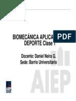 Biomecaenica Clase 1 d Neira Bus