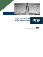 01 Integration Builder Administration