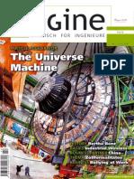 Engine - Englisch für Ingenieure Magazin No 02 2008