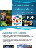 Biodiversidade - ozório ok