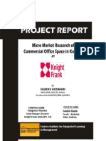 Knight Frank Project Report