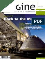 Engine - Englisch für Ingenieure Magazin No 03 2008
