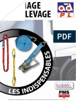 Catpl-les Indispensables Arrimage Levage