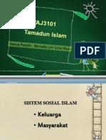 K5 Sistem Sosial Islam ()