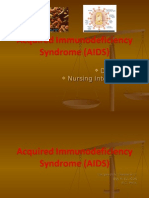 Powerpoint Presentation on AIDS