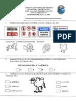 TESTE DIAGNÓSTICO - 2º ANO.docx