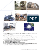 Hurricane Kenna (4 Pages)