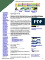LEED Certification Help _ Free LEED Green Associate Exam Practice Questions