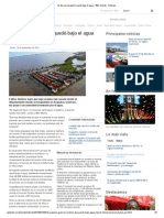 El día que Acapulco quedó bajo el agua - BBC Mundo - Noticias