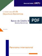 Estudios Economicos BCP