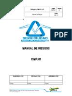 Cimr-01 Manual de Riesgos Revisar