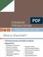 ChemCAD (Presentation)1