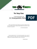 Maharaj, Nisargadatta Sri - Yo Soy Eso