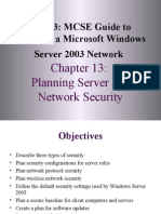 70-293 MCSE Guide to Planning a Microsoft