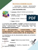 Los Documentos Comerciales