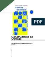 Prólogo e introducción del libro constructores de otredad