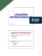 02 Ligacoes quimicas