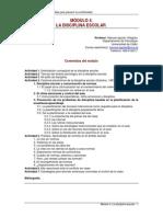 CONVIVENCIA MODULO04 Mi Estilo Disciplina en Clase y 6 Mis Reacciones