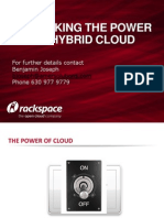 Unlocking Power of Hybrid Cloud - AMER