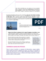 Petroleo, Composicion Quimica y Propiedades Fis. y Quim.
