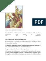 Los 33 Pasos de Jesus Crucificado (1)