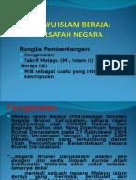 18 Melayu Islam Beraja