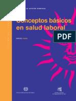 Coceptos Basicos Salud Laboral