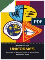 Reglamento de Uniformes 2013