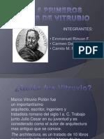Los 5 Primeros Libros de Vitrubio - Copia