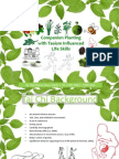 'Companion Planting with Taoism Influenced Life Skills' Unit for Sustainability - Mindmap Presentation (to be viewed in conjunction with Mindmap) - By Harsharan Kaur Sokhi