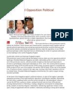 The UNP And Opposition Political Landscape