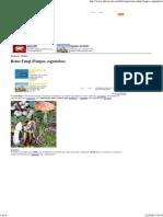 Reino Fungi - Fungos - Biologia - InfoEscola