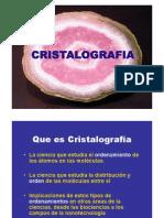 Cristalografia Modulo 1- 2012-2ppt