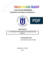Monografia Jose Mora