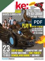 MAKE Magazine Vol