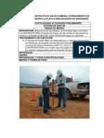 Procesos Constructivos Salon Comunal Corregimiento de Aspasica Municipio La Playa d Ebelen Norte de Santander