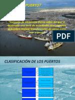 Clases Obras Portuarias