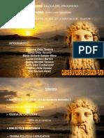 Clasicos de la filosofia - Platon.ppt